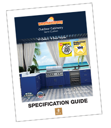 Weatherstrong Outdoor Cabinetry Specification Guide
